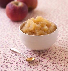 compote de pomme plus grosse