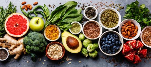 fruits et légumes bandeau