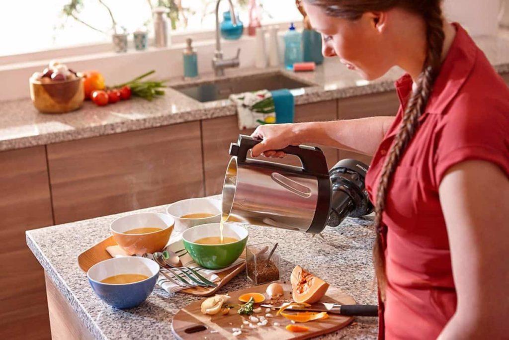 mixeur soupe